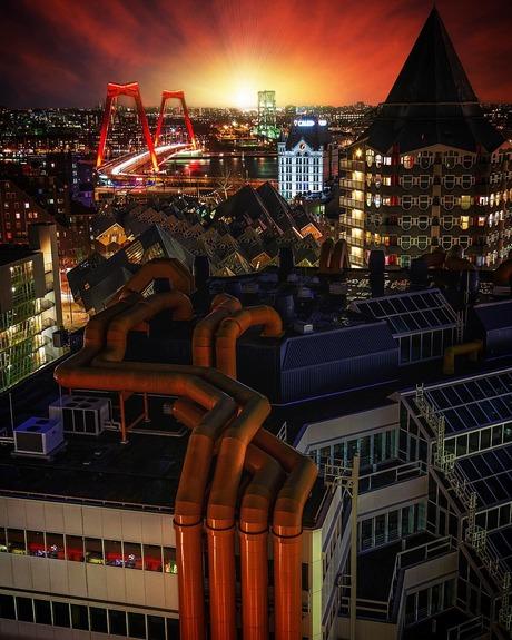 Rotterdam Night Run 2