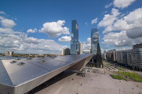 Kijk op Rotterdam