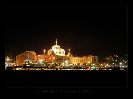Scheveningen, avondfotografie