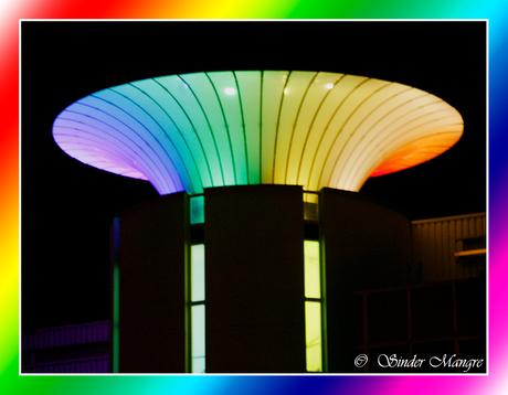 Regenboog kantoor Nijmegen
