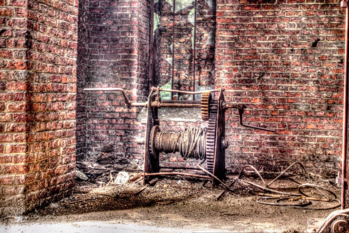 oude kolenmijn - oude kolenmijn - foto door jolies op 17-08-2013