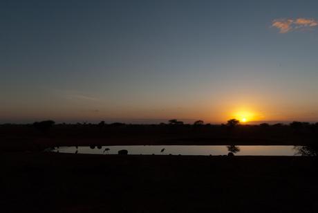 Sunrise Ngutuni lodge Kenia