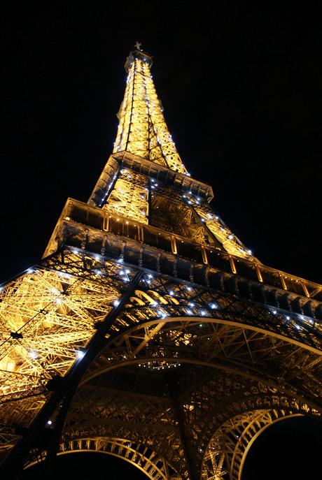 Eifel Tower @ Night