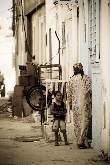 Tunesië straatfotografie 9
