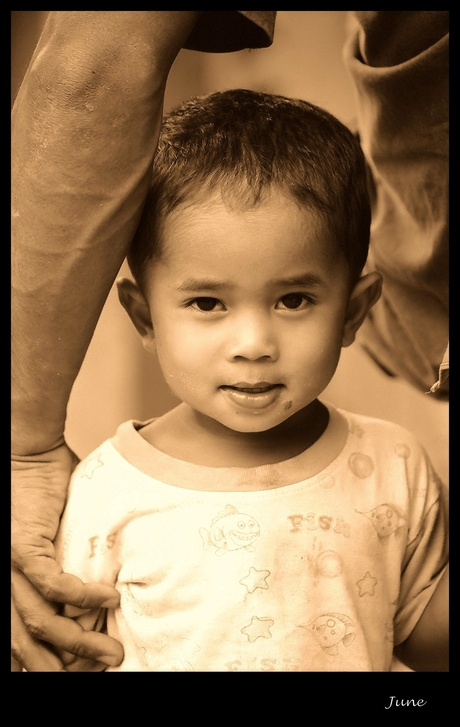 Portraits of Indonesia