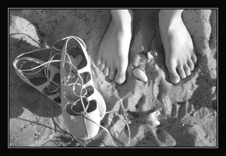 *voeten*