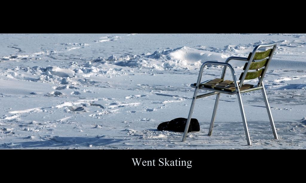 Went Skating... - Zuidlaardermeer!   ThanX voor de reacties op mijn vorige upload  Stan - foto door stanga op 15-02-2010 - deze foto bevat: stanga