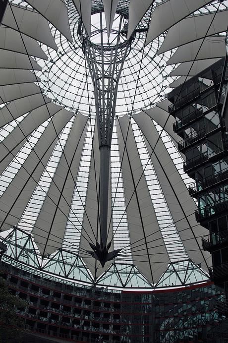 Shopping centrum Potsdammerplatz