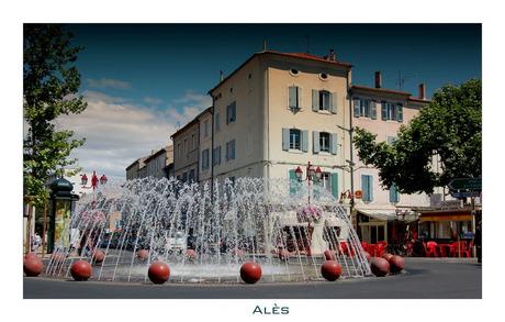 Groeten uit Alès