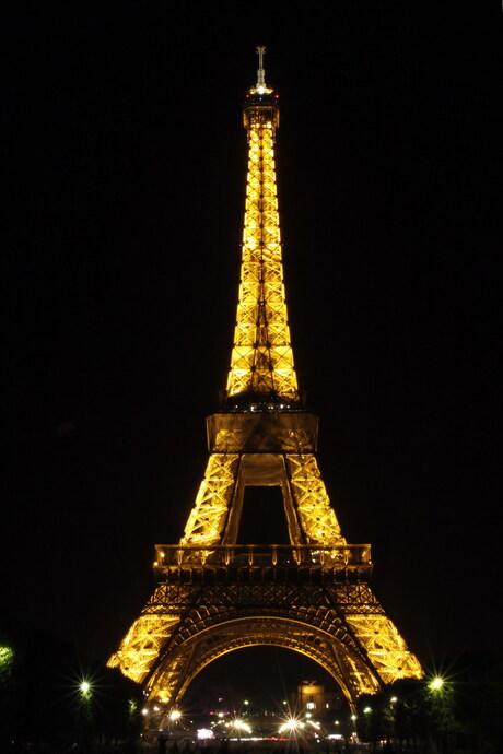 Eiffeltoren by Night