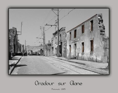Oradour sur Glane I - France