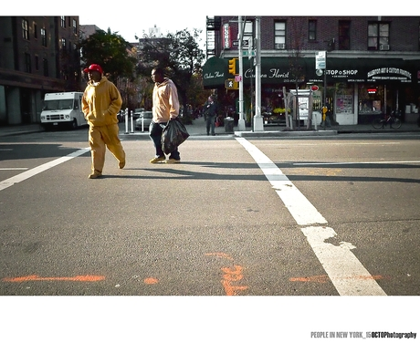 People in New York 15