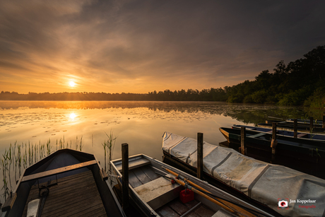 The fisherboats