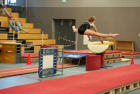 Flying Gymnast CK 2014
