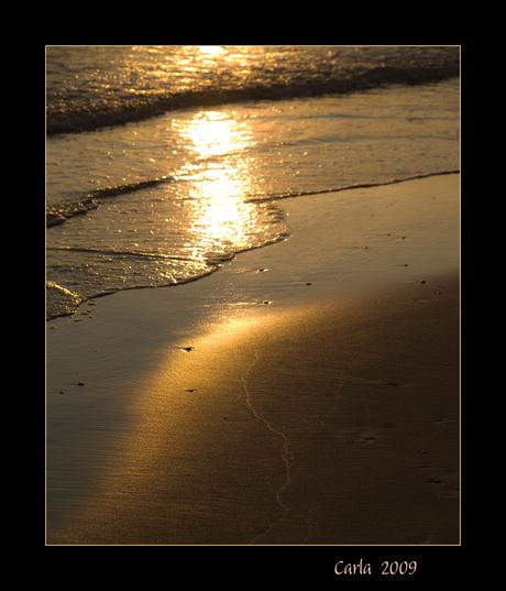 Gouden glans