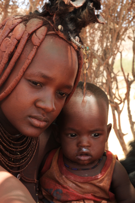 Meeting the Himba's