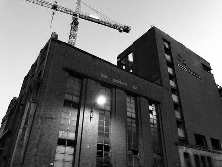zwart-wit-2 - - - foto door caro-goovaerts op 26-10-2020 - deze foto bevat: zwartwit, leuven