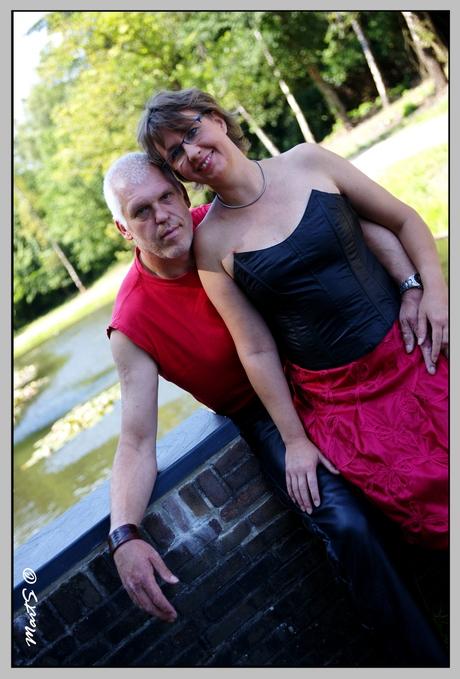 Richard en Stefanie