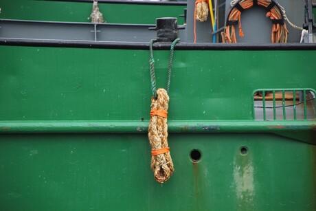 touw schip
