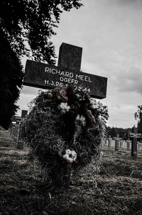 Duitse begraafplaats