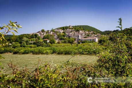 Dromerig Frans dorpje