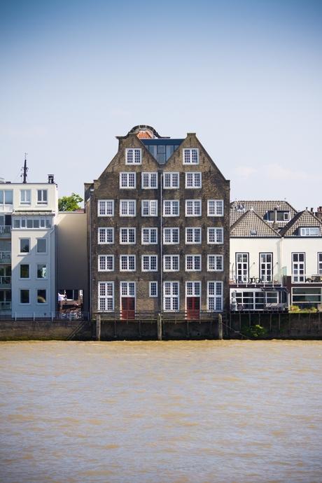 Wolwevershaven te Dordrecht