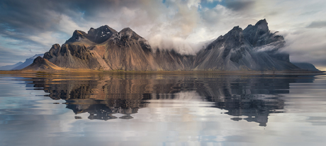 IJsland - Vestrahorn