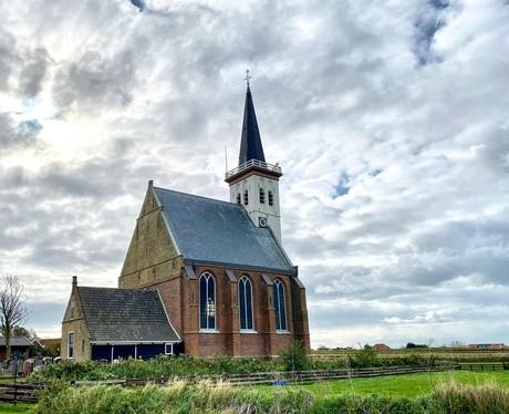 Kerk, Den Hoorn, Texel