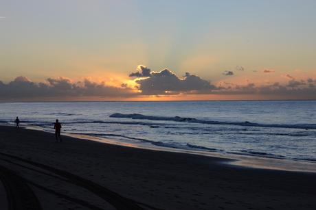 Mooi ochtendlicht
