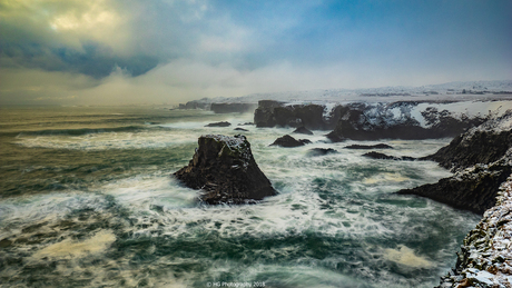 Stormy Snaefellsnes