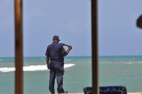 De strandwacht