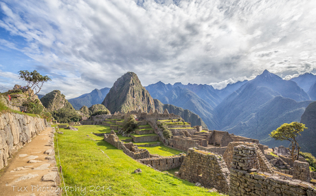 A Morning at Machu Picchu - part two (Peru)