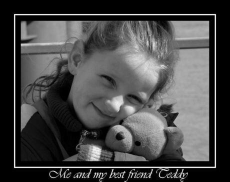 Sarina en Teddy