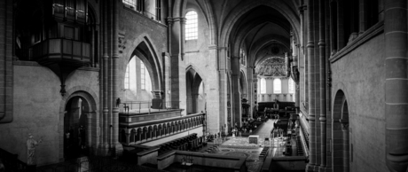 Trier Cathedral panorama