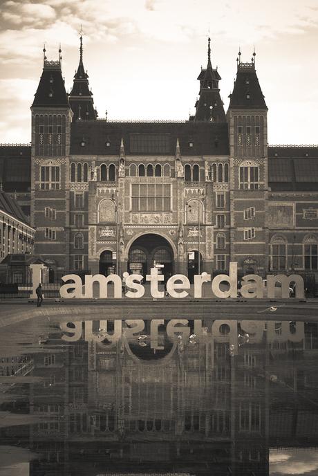 Iamsterdam en het Rijksmuseum