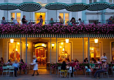 Salzburg Grand Café