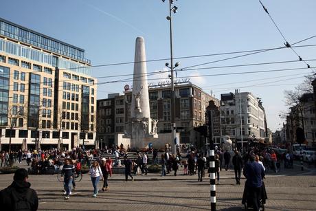 Amsterdam de Dam