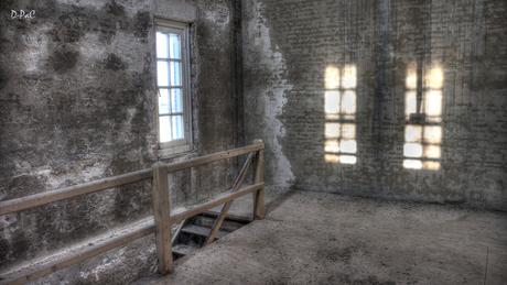Verlaten verdieping
