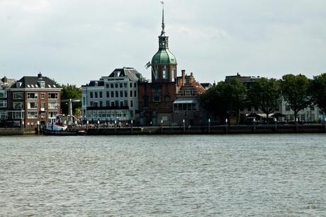 Uitzicht op Water Dordrecht