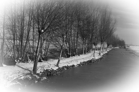 Winter. - - - foto door Anne_Timmermans op 20-12-2009