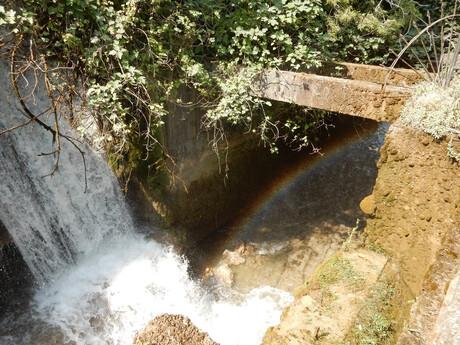 Waterfall Edessa, Greece