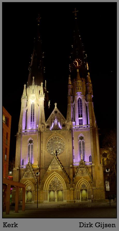 Kerk te Eindhoven