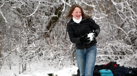 Sneeuwpret voor 1 dag