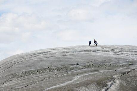 gletcher in alaska