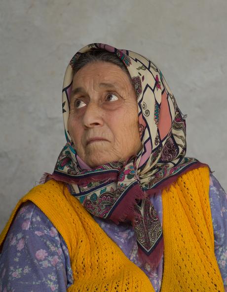 Turkse vrouw