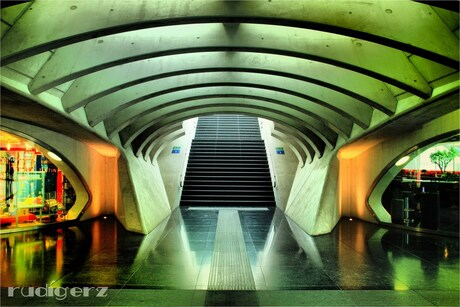 Station Liége