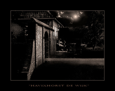 De Havixhorst in De Wijk.