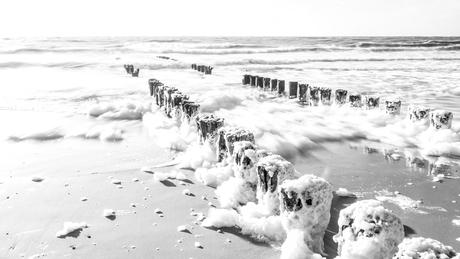 Foamy piles