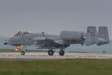 A10 Thunderbolt II