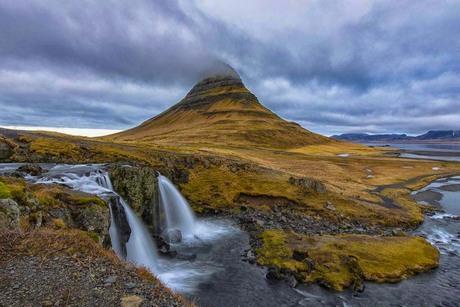 Kirkjufell,IJsland
